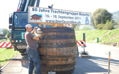 80 Jahr Jubiläum Trachtengruppe Buochs – 16. bis 18. September 2011